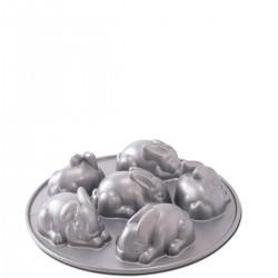 Nordic Ware Baby Bunny forma do ciasta