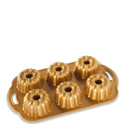 Nordic Ware MINI ANNIVERSARY GOLD forma do babeczek