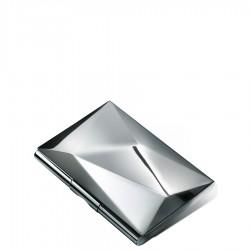 PO: Wizytownik błyszczący srebrny