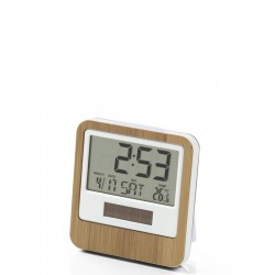 Safe zegar z budzikiem