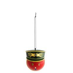 Alessi Generale Corallo Dekoracja świąteczna