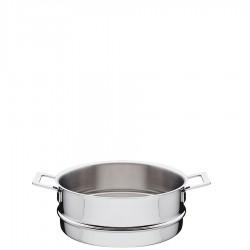 A di Alessi Pots&Pans wkład do gotowania na parze