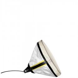 Drumbox lampa stołowa, kolor biały