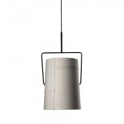Diesel Foscarini Fork piccola lampa wisząca, kolor biały