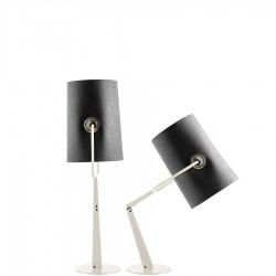 Diesel Foscarini Fork lampa stołowa, kolor szary