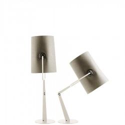 Diesel Foscarini Fork lampa stołowa, kolor beżowy