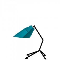 Pett lampa stołowa, kolor niebieski