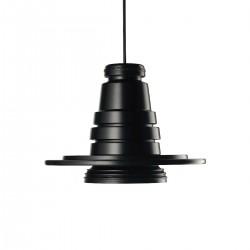 Tool lampa wisząca, kolor czarny