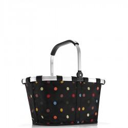Reisenthel Carrybag koszyk na zakupy, dots