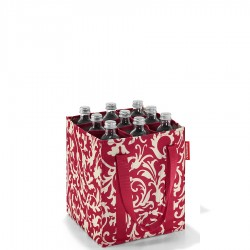 Reisenthel Bottlebag torba na butelki, baroque ruby