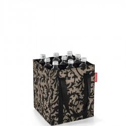 Reisenthel Bottlebag torba na butelki, baroque taupe