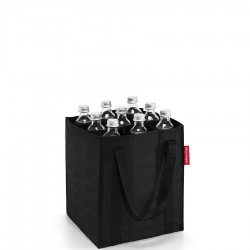 Reisenthel Bottlebag torba na butelki, black