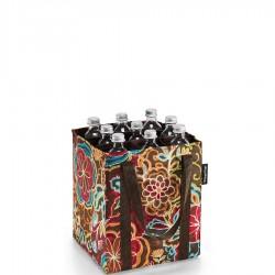 Reisenthel Bottlebag torba na butelki, flora