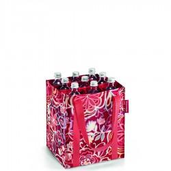 Reisenthel Bottlebag torba na butelki, flora 2
