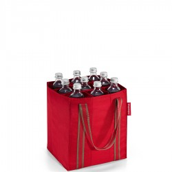 Reisenthel Bottlebag torba na butelki, red