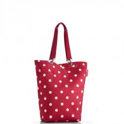 Reisenthel Cityshopper torba, ruby dots