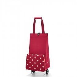Reisenthel Foldabletrolley wózek, ruby dots