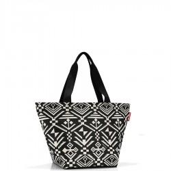 Reisenthel Shopper M torba na zakupy, hopi black