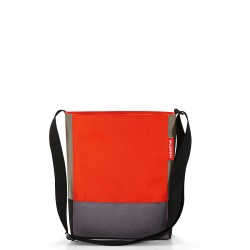 Reisenthel Shoulderbag S torba, patchwork mandarin