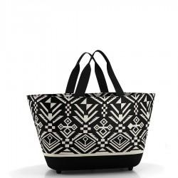 Reisenthel Shoppingbasket torba na zakupy, hopi black