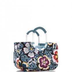 Reisenthel Loopshopper M torba na zakupy, flower