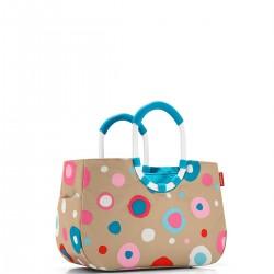 Reisenthel Loopshopper M torba na zakupy, funky dots1
