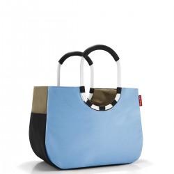 Reisenthel Loopshopper L torba na zakupy, pastel blue
