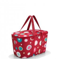 Reisenthel Coolerbag  torba termiczna, funky dots2