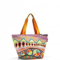Reisenthel Shopper M torba na zakupy, lollipop