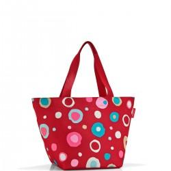 Reisenthel Shopper M torba na zakupy, funky dots2