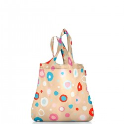 Reisenthel Mini maxi shopper torba na zakupy, funky dots1