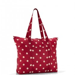 Reisenthel Mini maxi travelshopper torba na zakupy, ruby dots