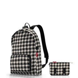 Reisenthel Mini maxi rucksack plecak,  fifties black