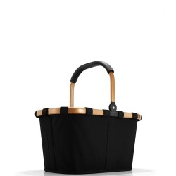 Reisenthel Carrybag 2 koszyk na zakupy, frame gold-black