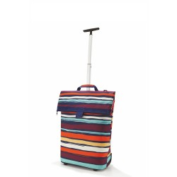 Reisenthel Trolley M wózek na zakupy, artist stripes