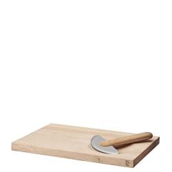 Rig-Tig Deska i nóż do siekania ziół