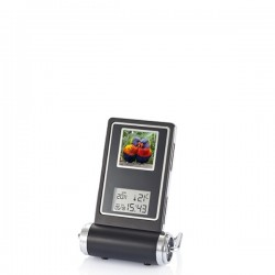 XDDESIGN Fotorama 16MB z zegarem i termometrem