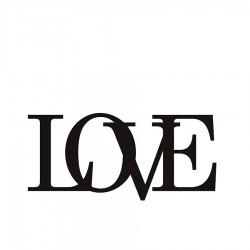 Love Napis dekoracyjny