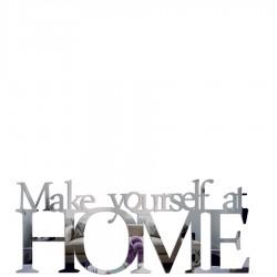 Make yourself at home lustro dekoracyjne