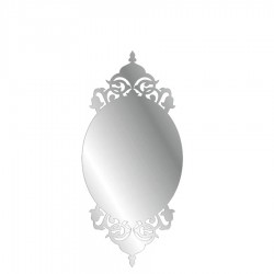 Stylish 2 lustro dekoracyjne