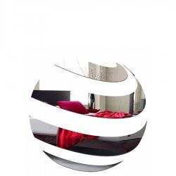 Ball lustro dekoracyjne