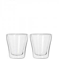 Duo szklanki izolowane 2szt.
