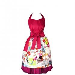 Grace Apronessa jak sukienka z tiulem