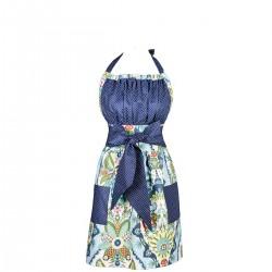 Mavia Salima Orientalny kwiat Apronessa jak sukienka