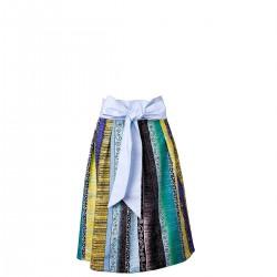 Mavia Amerah Pałacowa brama Apronessa jak spódnica