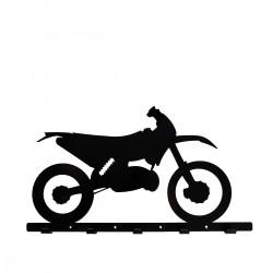 Motocykl Cross wieszak na ubrania