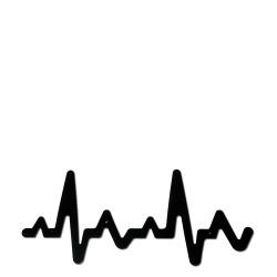 EKG wieszak na ubrania