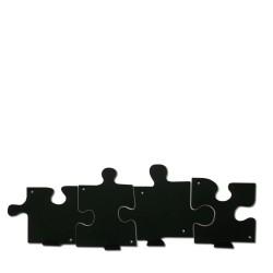 Briso Design Puzzle komplet wieszaków na ubrania, 4 szt.