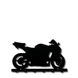 Briso Design Motocykl  wieszak na klucze