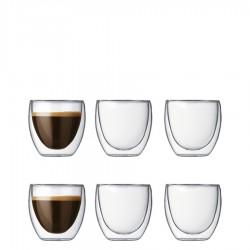 Pavina komplet szklanek, 6 szt